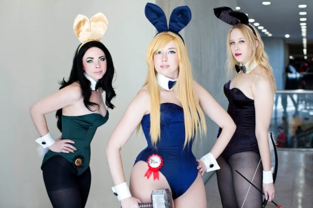 Thor (Bunny Suit) - Photo by Anna Fischer