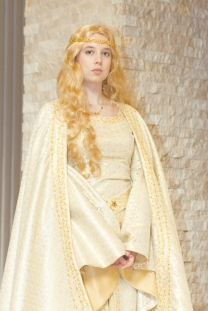 Eowyn Coronation Gown