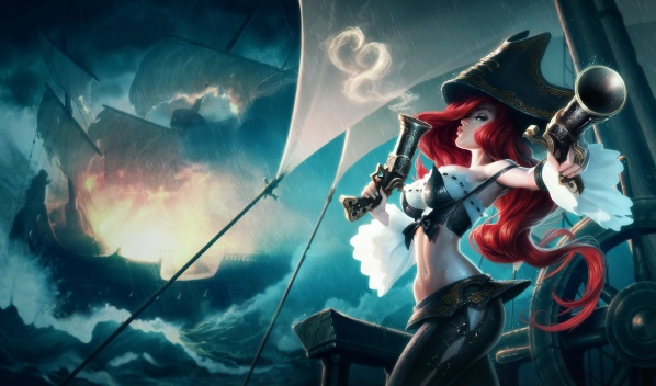 Miss Fortune Reference